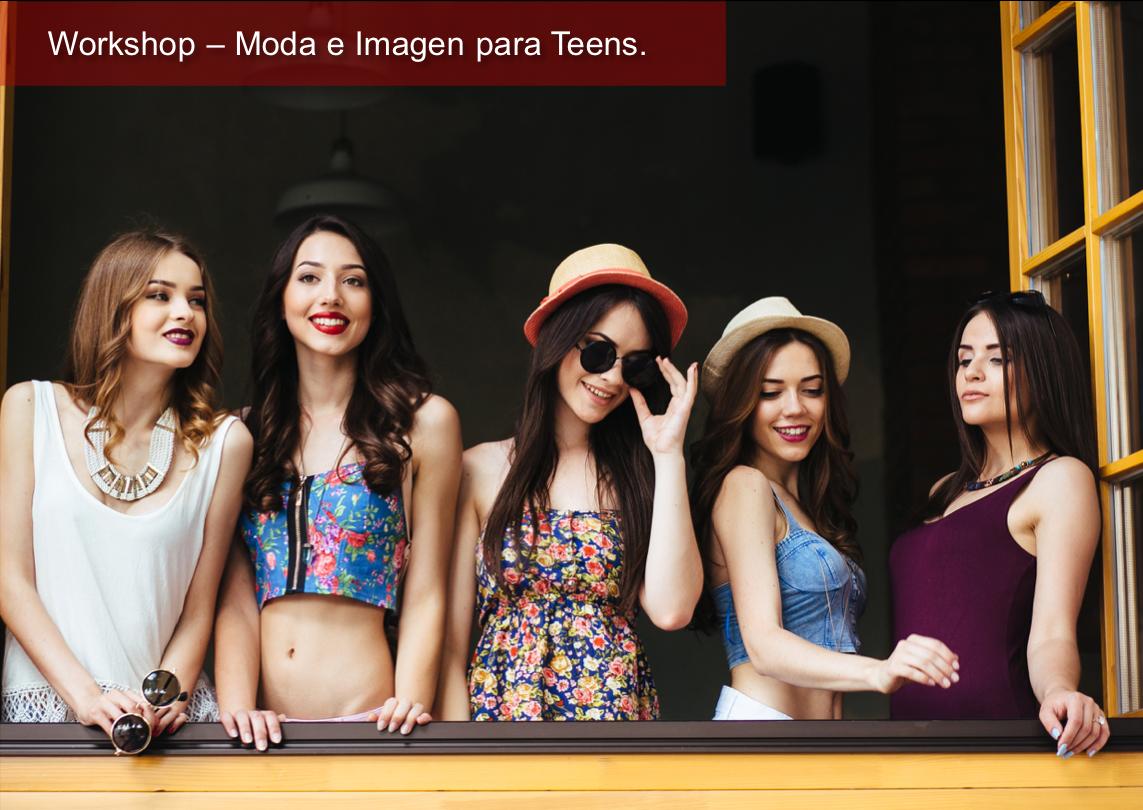 Worshop moda e imagen para teens